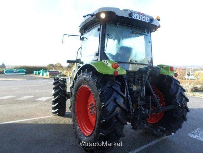 claas tracteur atos 330