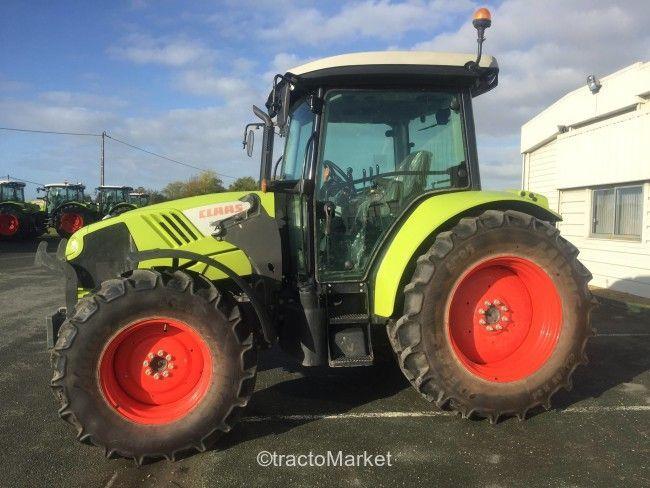 claas tracteur atos 340